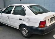 Toyota tercel xli 1997.