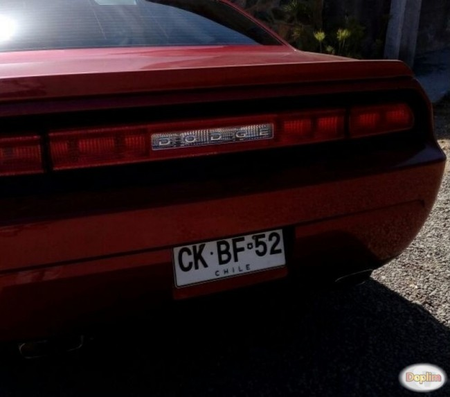 Vendo Excelente Dodge Challenger año 2010 full equipo