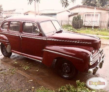 Excelente auto antiguo en venta