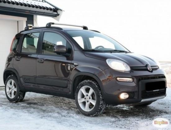 Excelente Fiat Panda 4x4