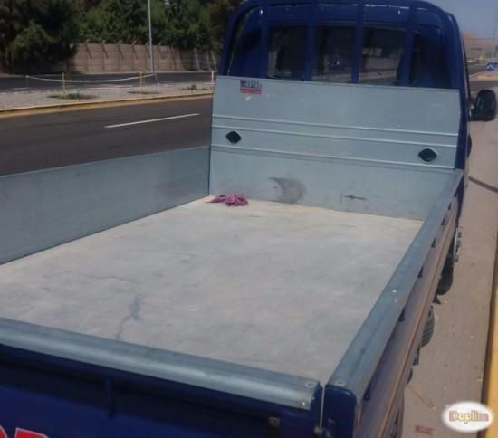Lindo Camioncito kia bongo para 3.000 kilos