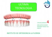 Instituto de ortodoncia en la florida, implantes dentales en la forida
