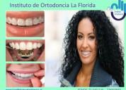 Quiero brackets en la florida, instituto de ortodoncia la florida