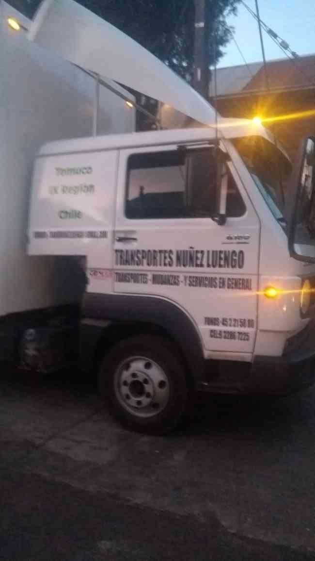 Transporte, mudanzas, embalaje y servicios en general