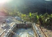 Abastece piscina construcciones