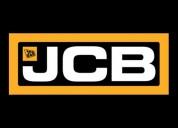 arriendo retroexcavadora jcb