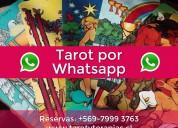Tarot por whatsapp $10.000
