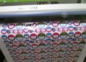 Stickers etiquetas adhesivas vinilo troquelado