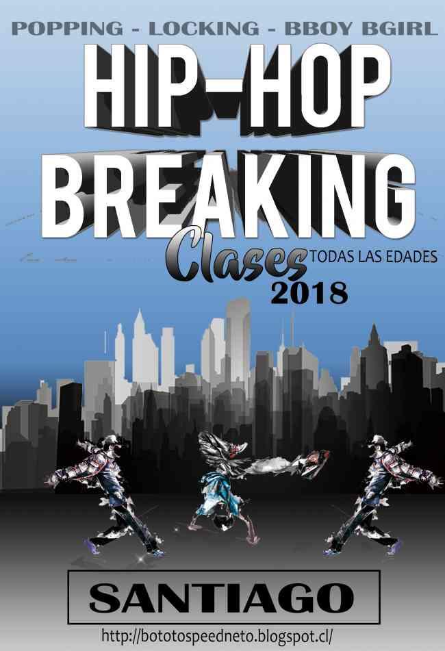 clases de hiphop break dance