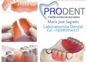 Reparación de prótesis dental a domicilio