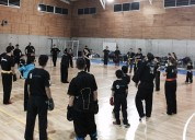 Karate y defensa personal  (peÑalolen)