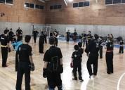 Karate y defensa personal  (peÑalolen)