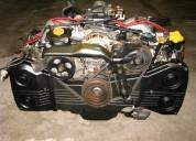 Motores subaru ej25