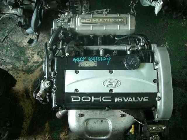 motor hyundai G4CP 2.0cc