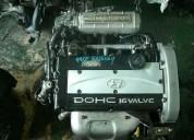 Motor nissan skarline 2.5