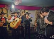 Charros y mariachis  a domicilio en san antonio +56998963881