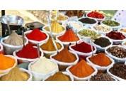 Venta de condimentos al por mayor y detalle (aji, aliÑo completo, merken, oregano, comino)