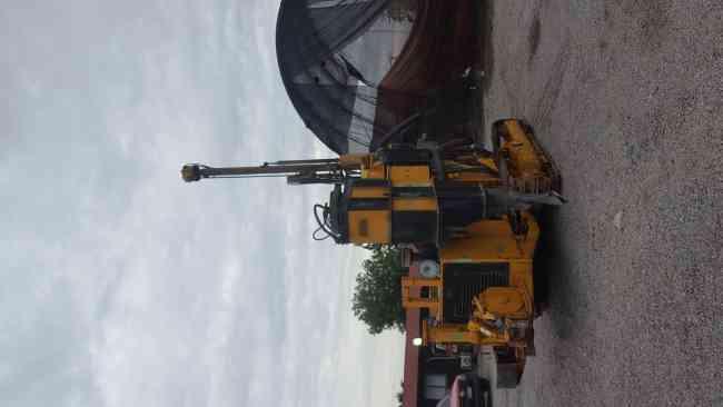 Equipo de perforacion,Perforadora  hidraulica Atlas Copco Roc 742 Hc01