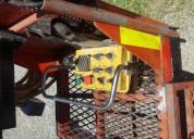 Perforadora hidraulica sandvik commando 300