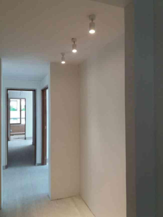 Instalación de luminarias, led, paneles led y otros