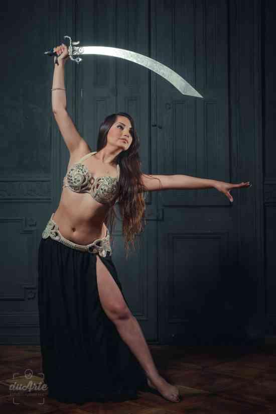 ¡El mejor show de danza árabe en tu celebración!