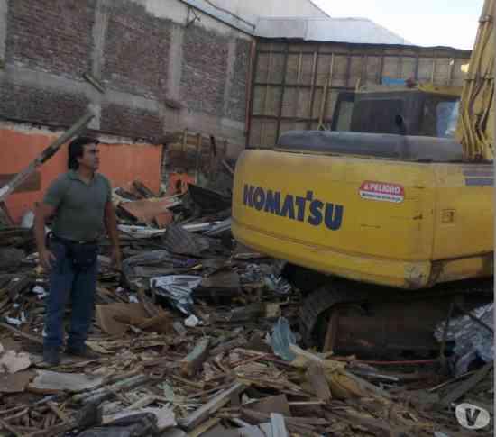 retiro escombros la reina fletes 225677059 en todo santiago