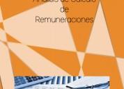 Diplomado en análisis y cálculo de remuneraciones