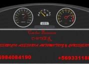 Corregir tableros kilometraje reparar reprogramar asesoría automotriz y consejería