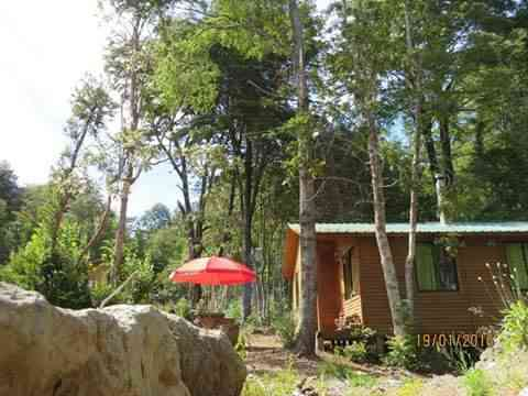 Casa y cabañas a pocos minutos de Pucón