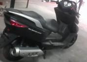 Vendo moto scooter keeway automática