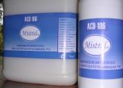 Acd-106. eliminador de electricidad estática para suelos.