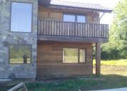 Construccion de cabanas, chalets, casas, garages,portones