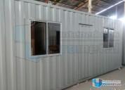 Excelente contenedores modulos oficinas, la pintana