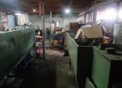 Propiedad industrial con maquinarias