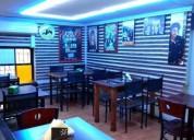 Derecho de llaves bar restaurante
