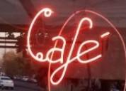Oportunidad!. se vende café funcionando., providencia