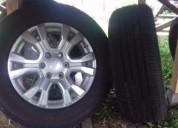 Llantas y neumáticos bridgestone 265/60 r-18., contactarse.