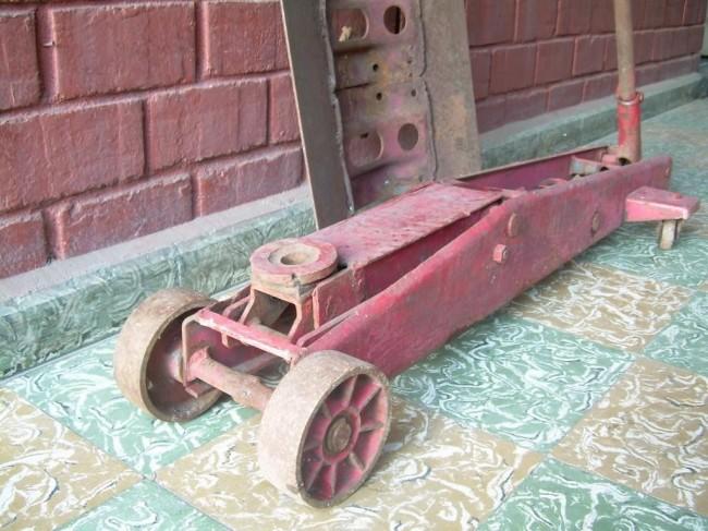 Excelente Gata Caimán para camiones antigua