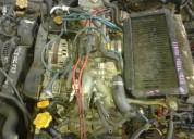 Venta de motores subaru ej25, importados, contactarse.