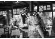 Fotógrafo de bodas y eventos sociales, contactarse.