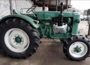 Excelente tractor man 4x4, linares