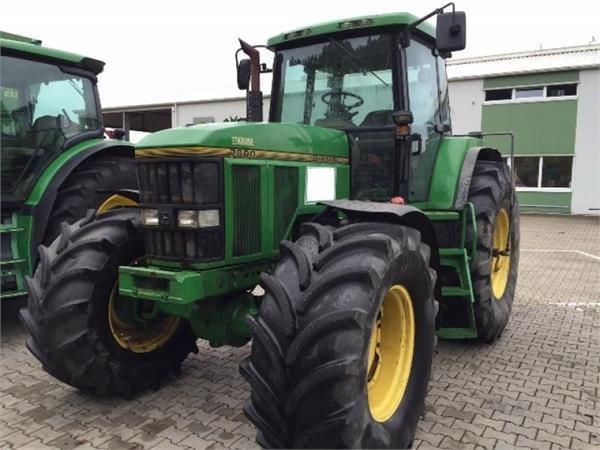 Venta urgente Tractor John Deere 7800 1993 14850 horas, Contactarse.