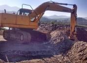 Se vende excavadora komatzu, contactarse.