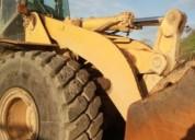 Se vende cargador frontal cat 962g, contactarse.