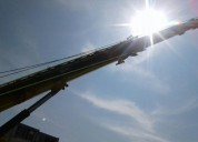 Grua grove rt7652e año 2012 c/ 1500 horas.