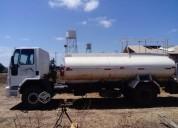 Vendo camion aljibe ford cargo 1717e aÑo 2017