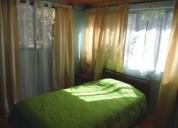 Excelente habitación amoblada individual, contactarse.