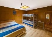 Habitación cuádruple estándar con baño privado