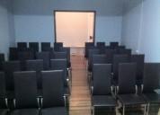 Sala para charlas-capacitacione-meetup-talleres