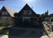 Hermosa casa se vende en parque alcantara temuco 210 m2, contactarse.